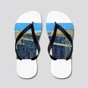 Royal Gorge Flip Flops